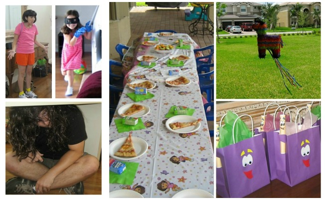 Dora Party 1